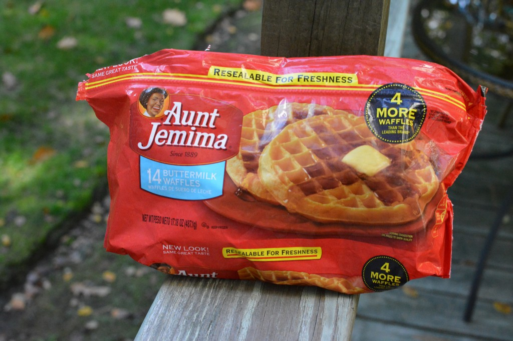 DSC 0522 1024x682 Need a great Breakfast on the Go! Try my Mixed Fruit Cream Cheese Waffle Sandwich!