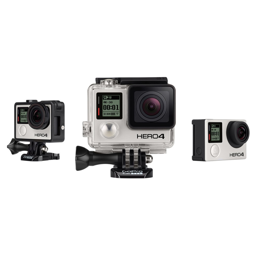 Hero4Black Cluster 01 1024x1024 Need a Great Gift for the Holidays? Check out GoPro HERO at your local Best Buy! #GoProatBestBuy @BestBuy