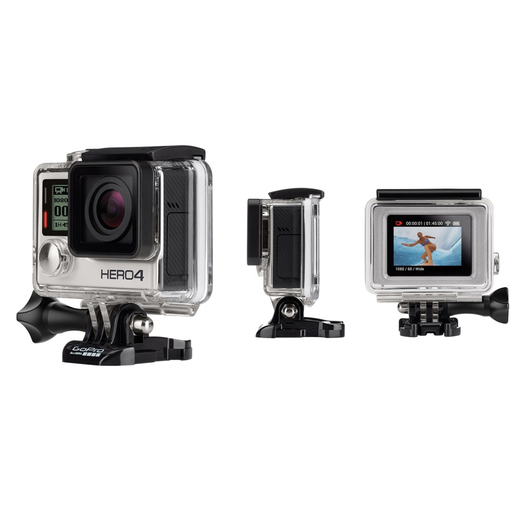 Hero4Silver Cluster 01 1 1024x1024 Need a Great Gift for the Holidays? Check out GoPro HERO at your local Best Buy! #GoProatBestBuy @BestBuy