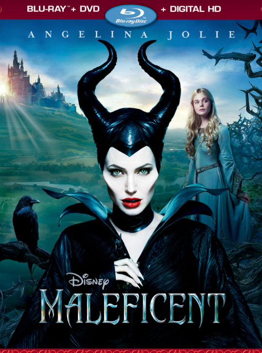 Screen Shot 2014 10 30 at 3.04.03 PM Maleficent is arriving on DVD next week, Nov 4th!