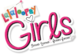 menu logo Lalaloopsy Girls Review + Giveaway!