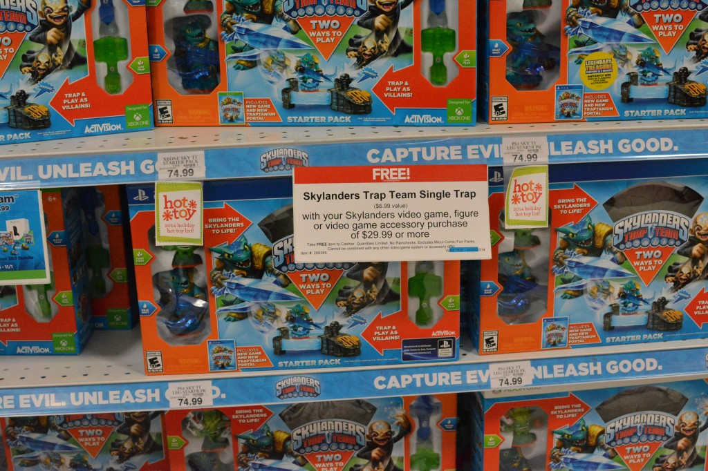 DSC 0659 1024x682 Toys R Us #LetsPlay Big Christmas Book is here and the Toys R Us Wish List App!