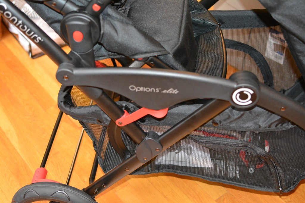 DSC 10151 1024x682 Contours Options Elite Tandem Stroller and a $100 Buy Buy Baby Giveaway!