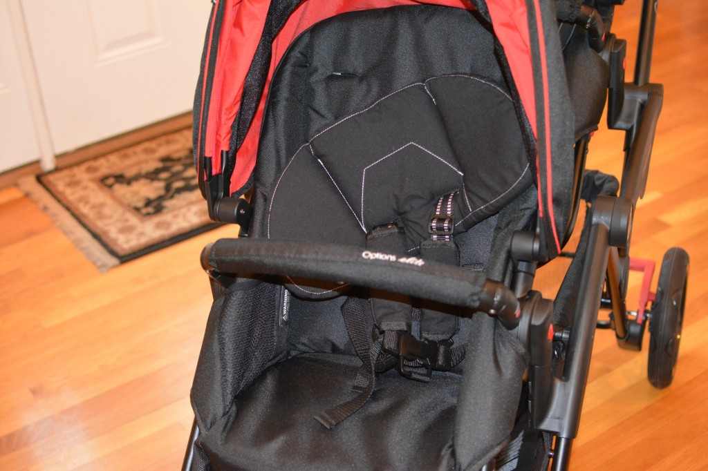 DSC 1019 1024x682 Contours Options Elite Tandem Stroller and a $100 Buy Buy Baby Giveaway!