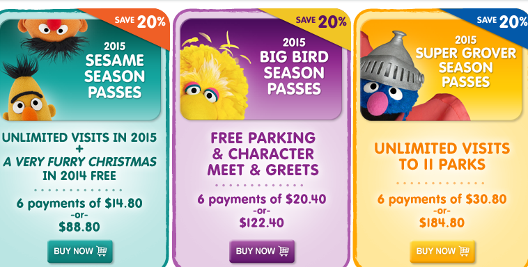 Screen Shot 2014 11 27 at 1.47.35 PM My Top Five Tips for Having a Fun Filled Vacation at Sesame Place!
