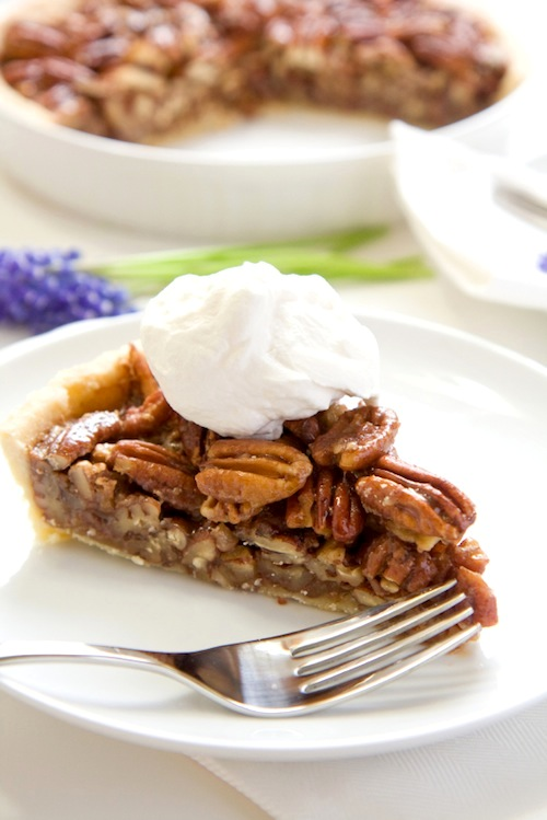 chocolate pecan pie small Top 15 Holiday Pie Recipes! @Foodie @FoodiebyGlam