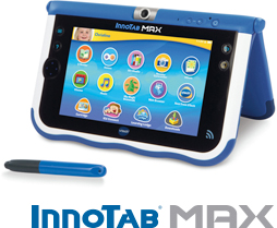 itm Vtech InnoTab Max Review and Giveaway!!
