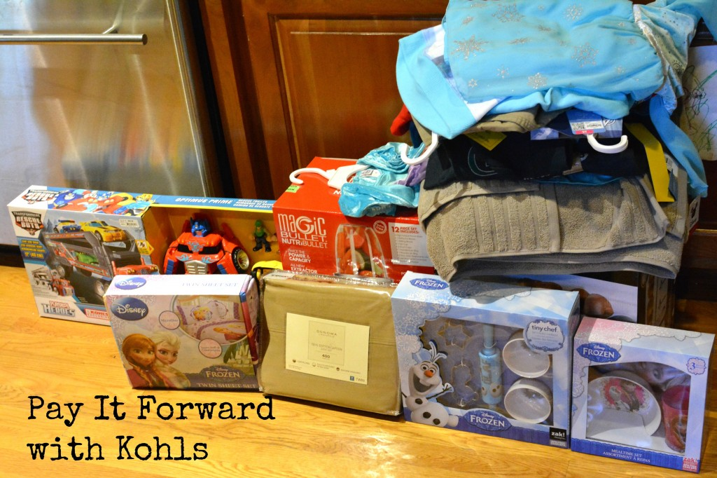 DSC 0043 1024x682 We Paid It Forward To A Family in Need Thanks to Kohls!!