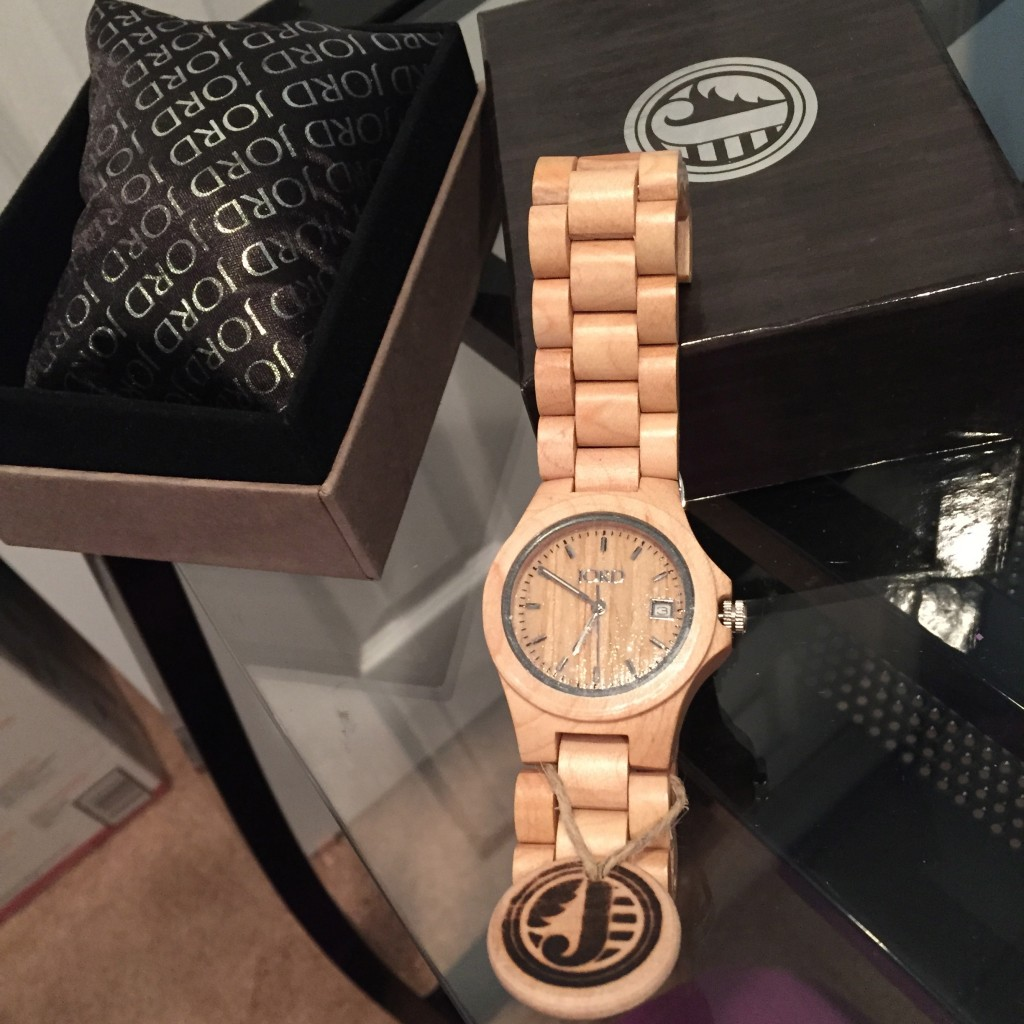 IMG 8749 1024x1024 Jord Wood Watch Review + Giveway! #JordWatch