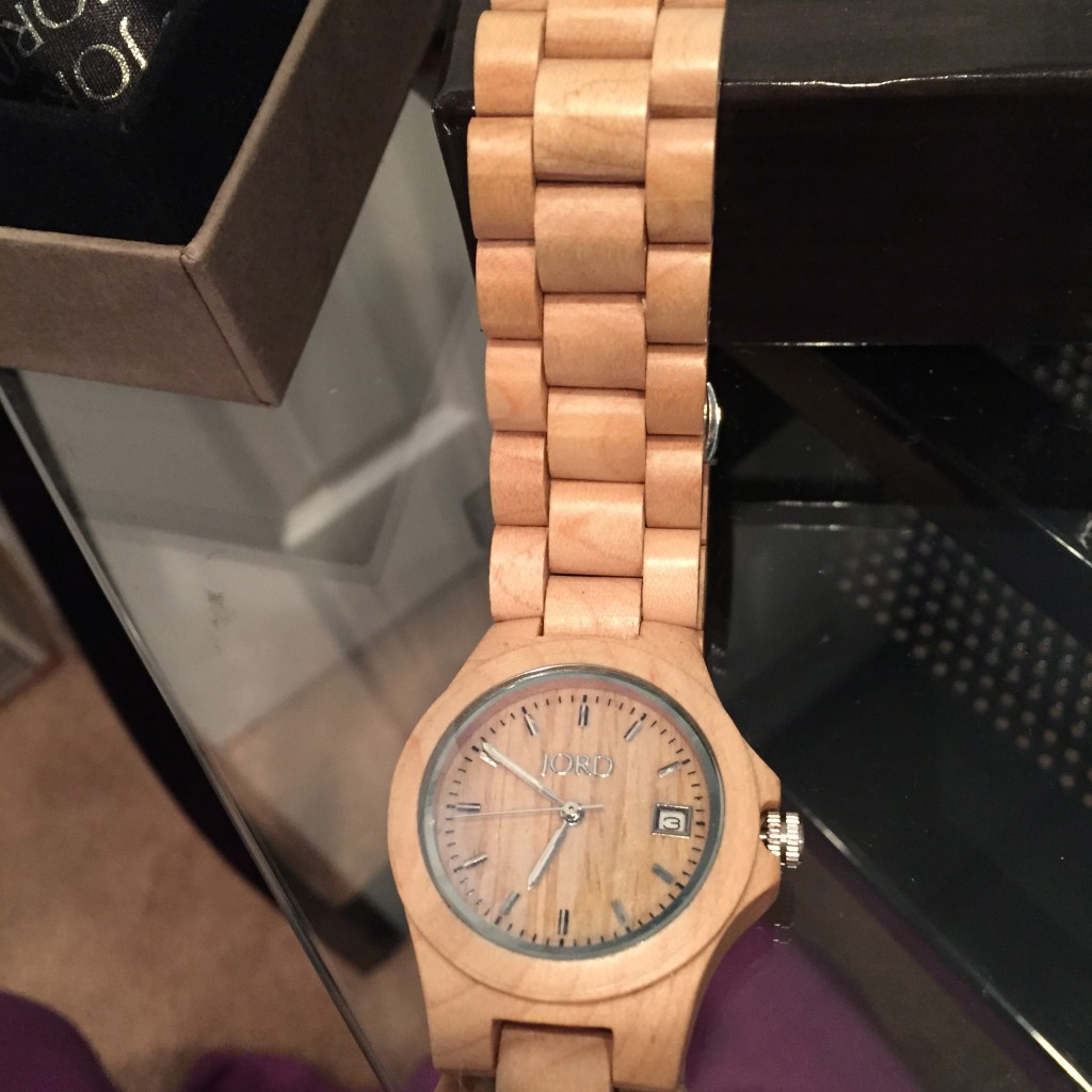 IMG 8751 1024x1024 Jord Wood Watch Review + Giveway! #JordWatch
