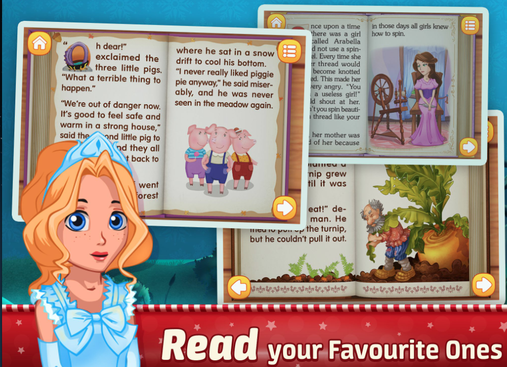 Fairy Tales are Fairly Great this Holiday Season! App Review…