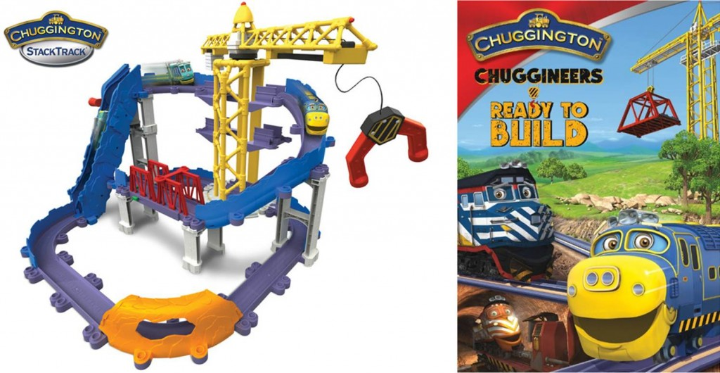 unnamed 13 1024x530 Chuggington StackTrack Brewster's Big Build Adventure Play set + Chuggineers Ready to Build DVD!
