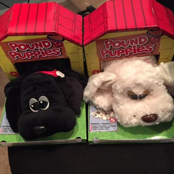 unnamed 17 Pound Puppies are Back this Holiday Season!