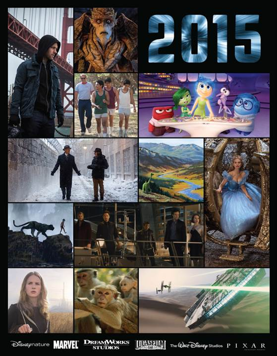unnamed 211 2015 Walt Disney Pictures Slated for this Upcoming Year  Happy New Year!