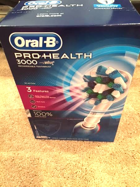unnamed 25 I recommend the Oral B Professional Care 3000 electric toothbrush Professionally and Personally! #OralB3000 #CleverGirls