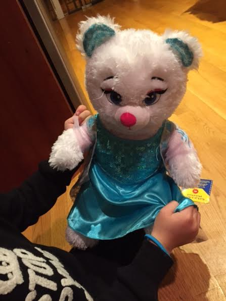Build-A-Bear Elsa doll