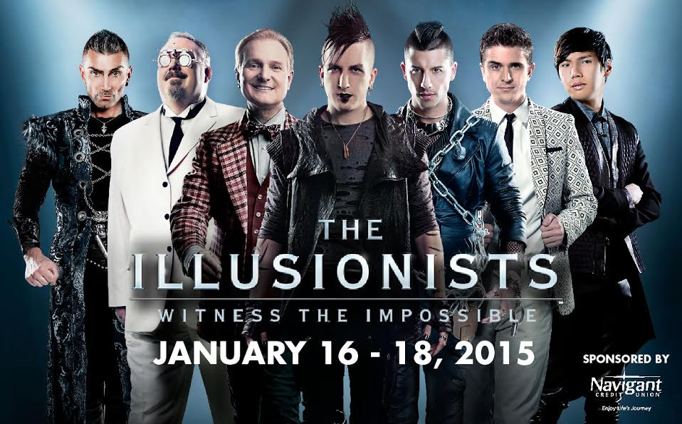 unnamed 44 The Illusionists Coming to the PPAC, Rhode Island and a 4 ticket giveaway!