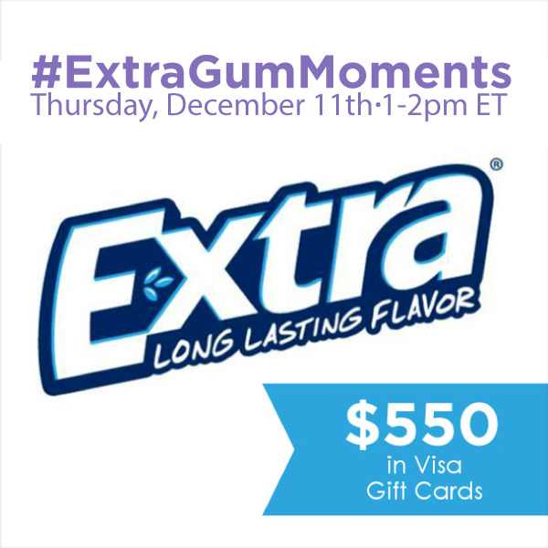 unnamed Please Join Me for the #ExtraGumMoments Twitter Party 12/11 1 2 PM!