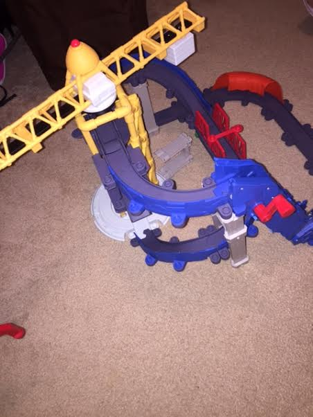 unnamed10 Chuggington StackTrack Brewster's Big Build Adventure Play set + Chuggineers Ready to Build DVD!