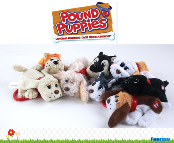 unnamed2 Pound Puppies are Back this Holiday Season!