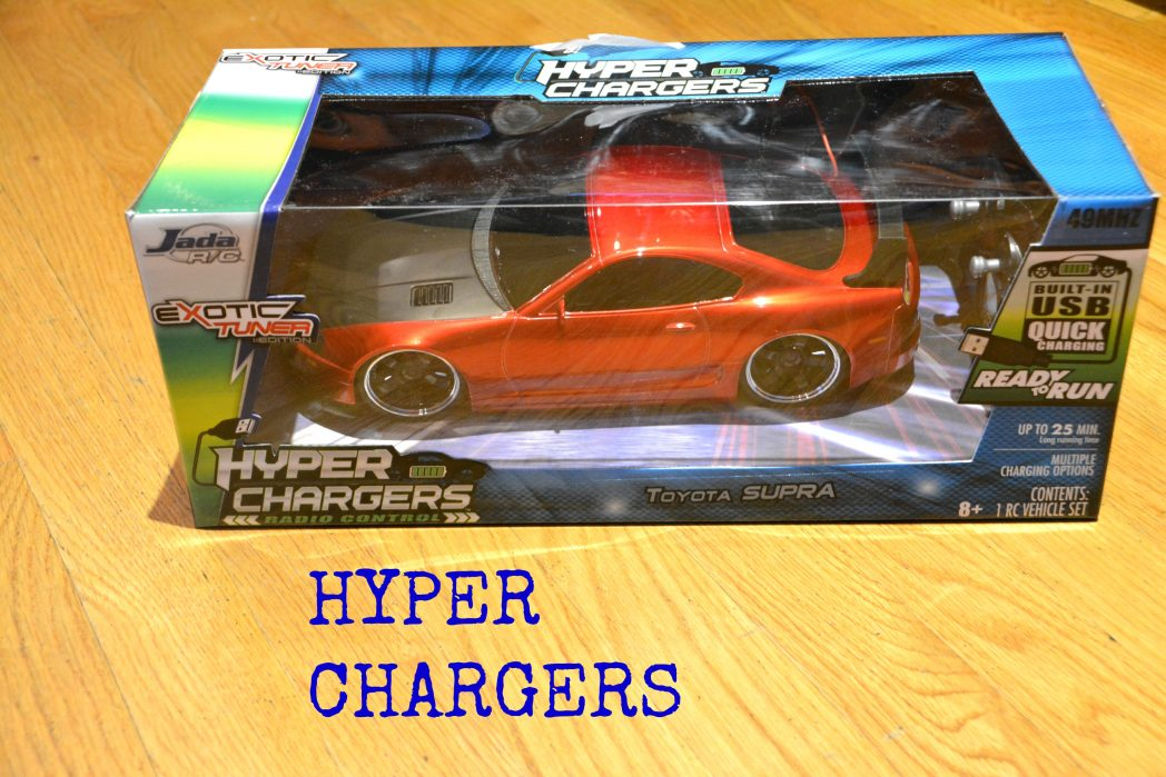Hyperchargers The Mommyhood Chronicles