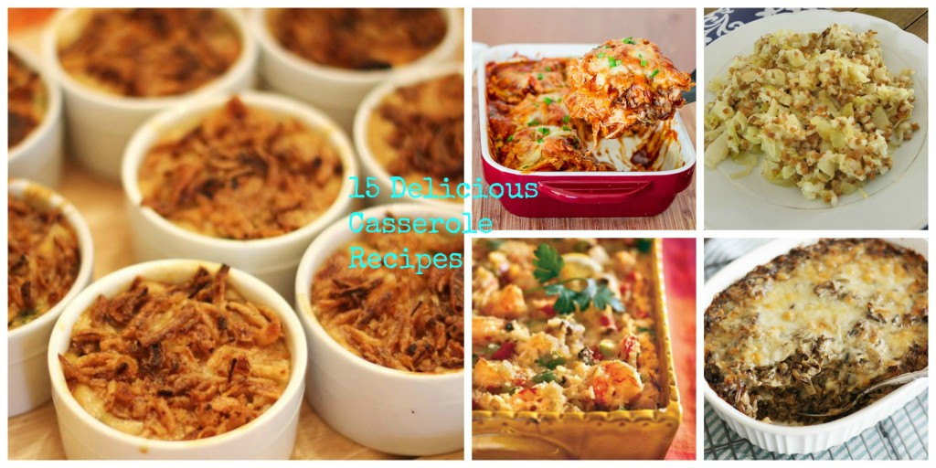 PicMonkey Collage2 1024x512 15 Delicious Casseroles for the Winter Months! @Foodie