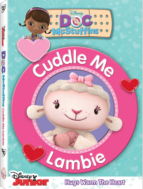Screen Shot 2015 01 31 at 1.09.27 PM Doc McStuffins: Cuddle Me Lambie Disney DVD out on 2/3!