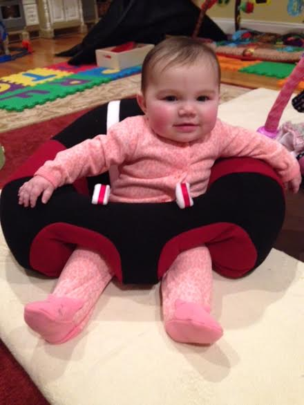 unnamed 14 Hugaboo Baby Floor Seat Review + Giveaway!