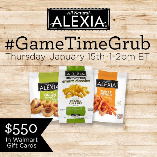 unnamed 21 Please Join Me for the #GameTimeGrub Twitter Party 1/15/2015 1 2 PM!