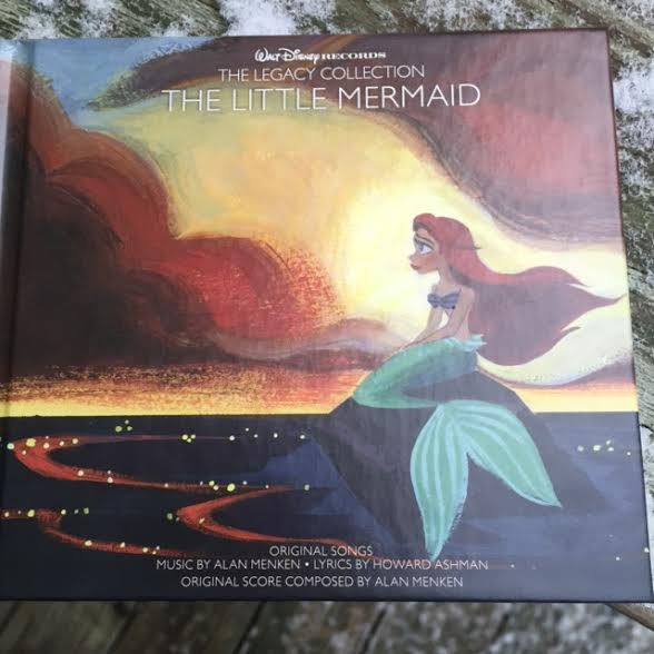 unnamed 33 Little Mermaid Legacy Collection CD Review + Giveaway! #DisneyMusic #enmnetwork