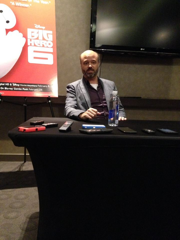 10991375 10101738438602177 1059839099770033713 n My Interview with Scott Adsit (Baymax) from Big Hero 6!