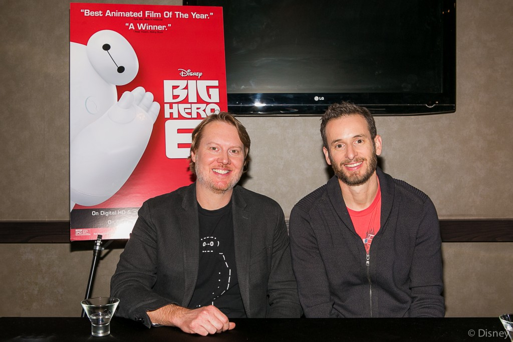 BH6 PRINT 23 copy 1024x683 BIG HERO 6 out on DVD 2/24!  My interview with Directors Don Hall & Chris Williams!