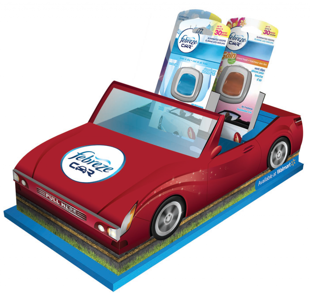 1 02272015145241 1024x974 Febreze Car Vent Clips   Great Fresheners and a $25 Walmart Giveaway!