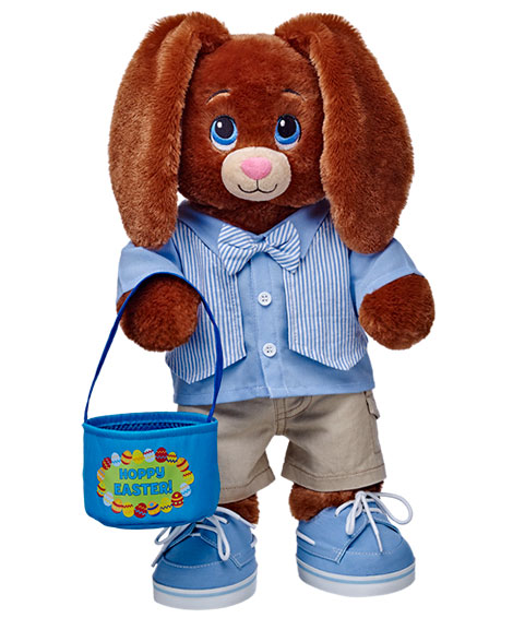 22268 22126 22137 22370 22315LR Build A Bear Easter Collection Review + Giveaway!