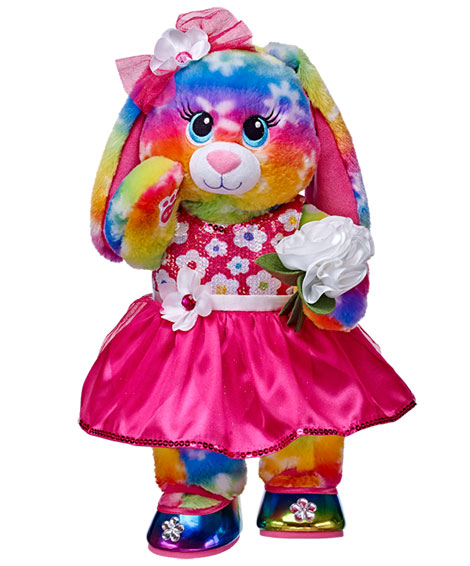 22269 22309 22318 21632 21111LR Build A Bear Easter Collection Review + Giveaway!