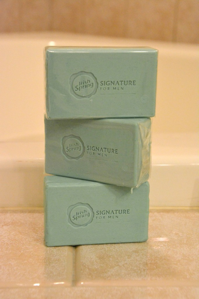 DSC 0393 682x1024 Men…Get the Stink Away with Irish Spring Signature!