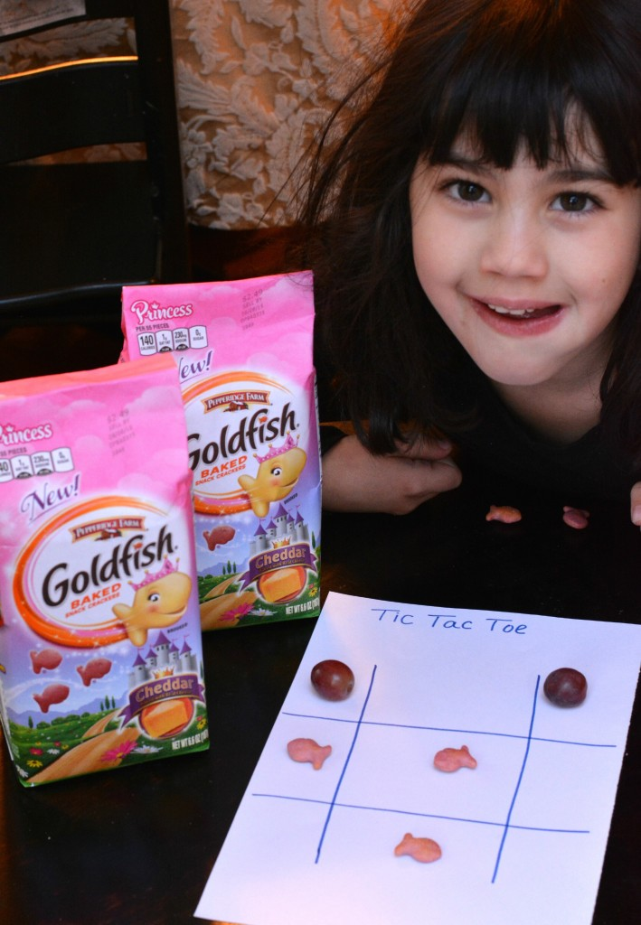 DSC 0847 709x1024 Some Fun Activities Hayley and I do with Goldfish® Princess crackers!
