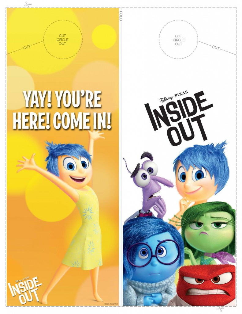InsideOut551330c7df49f 791x1024 INSIDE OUT   Family Activity Sheets Now Available!!