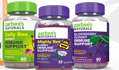 Baby Vitamins From Zarbees Naturals Help Keep Your Kids