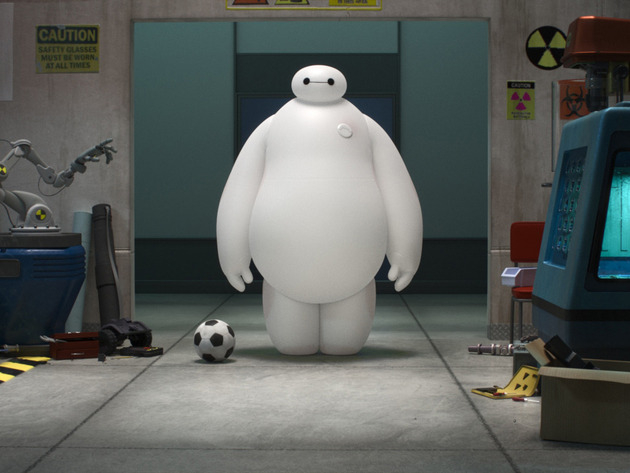 eb324509dfb1a0a1b782a3b8a31356dbbfd479af My One on One Interview with Baymax and a Big Hero 6 DVD Giveaway!
