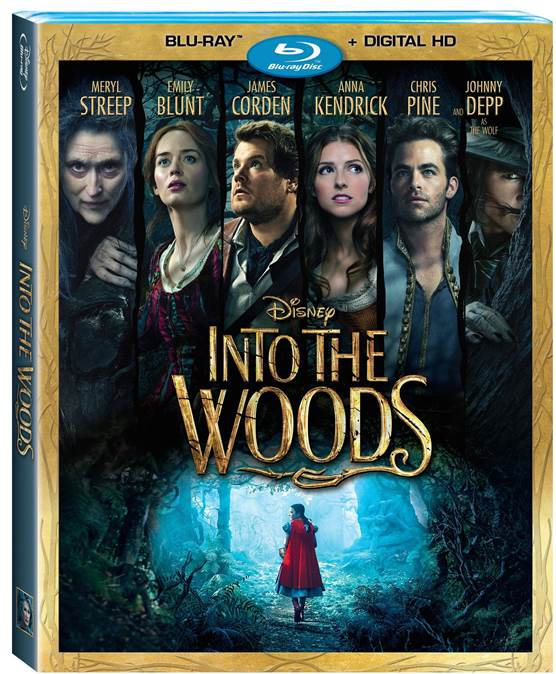 unnamed 115 Into the Woods Out ON BLU RAY™ COMBO PACK, DIGITAL HD AND DISNEY MOVIES ANYWHERE (DMA) ON March 24, 2015