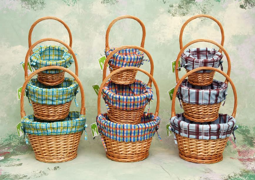 Make affordable easter baskets with walmart the mommyhood chronicles affordable easter baskets are glorious negle Images