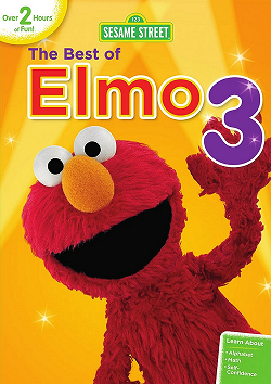 unnamed1 Sesame Street: The Best of Elmo 3   Elmo is back and more lovable than ever!