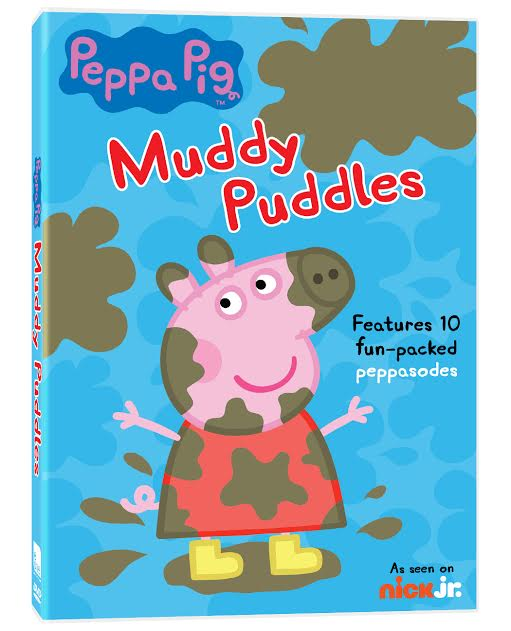 unnamed3 Peppa Pig Parent   Get Set for New Muddy Puddles DVD!