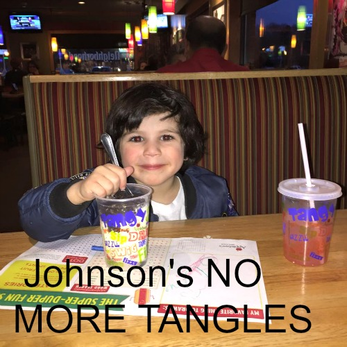 10712917 10153165878984356 9217505649654561097 n Johnsons NO MORE TANGLES Line Makes Bath Time Easy