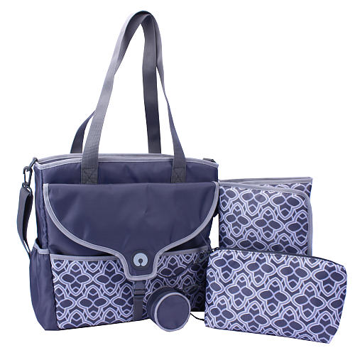 7214c558 c9a6 11e4 9988 22000af93a2d The Boppy™ Diaper Bags are fashionable, functional and help mom stay organized! #boppydiaperbags