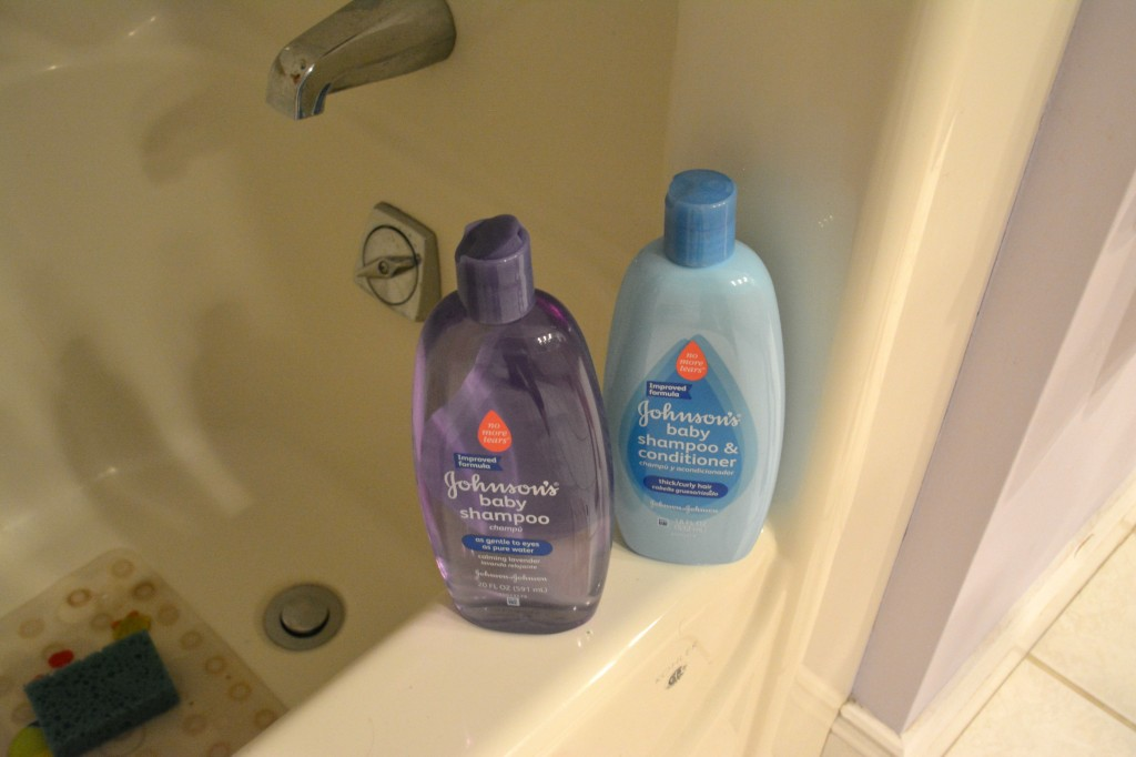 DSC 0933 1024x682 Johnsons NO MORE TANGLES Line Makes Bath Time Easy