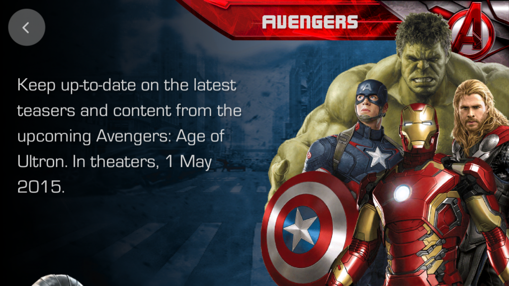IMG 1963 1024x575 Lets Have Fun! MARVELs The Avengers: Age of Ultron App is Exciting!