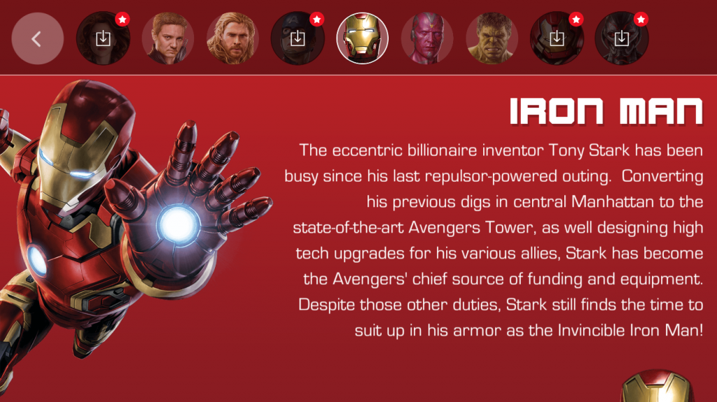 IMG 1968 1024x575 Lets Have Fun! MARVELs The Avengers: Age of Ultron App is Exciting!