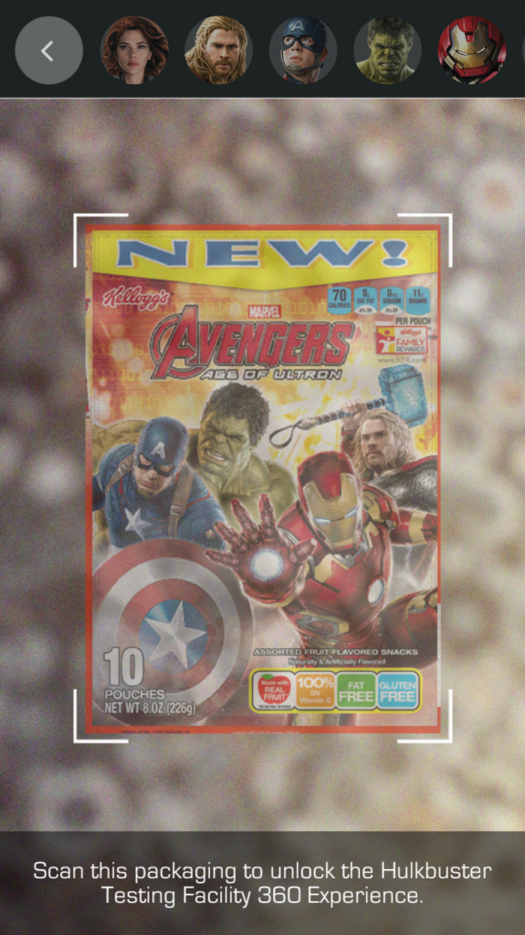 IMG 1970 575x1024 Lets Have Fun! MARVELs The Avengers: Age of Ultron App is Exciting!